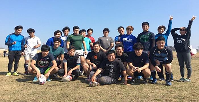 ラグビー クラブ チーム
